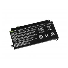 Baterija (akumuliatorius) GC Toshiba Satellite Radius 15 P50W P55W, Toshiba ChromeBook 2 CB30-B 10.8V (11.1V) 3860mAh
