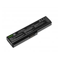 Baterija (akumuliatorius) GC Pro Toshiba Satellite A660 C650 C660 C660D L650 L650D L655 L670 L670D L675 10.8V (11.1V) 5200mAh