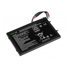 Baterija (akumuliatorius) GC Dell Alienware M11x R1 R2 R3 M14x R1 R2 R3 14.8 V 63Wh