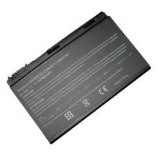 Baterija (akumuliatorius) ACER Extensa 5210 5220 5320 5420 7120 7620 (10.8V - 11.1V, 4400mAh)