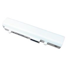 Baterija (akumuliatorius) ASUS EEE PC 1011 1015 1016 1215 VX6 (WHITE, 4400mAh)