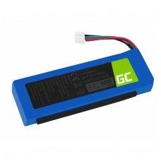 Baterija (akumuliatorius) GC garsiakalbiui JBL Charge 2, 2+, 3 6000mAh 3.7V