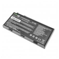 Baterija (akumuliatorius) GC Pro BTY-M6D for MSI GT60 GT70 GT660 GT680 GT683 GT780 GT783 GX660 GX680 GX780 11.1V (10.8V) 7800mAh