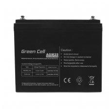 Baterija (akumuliatorius) GC UPS (AGM; VRLA) 12V 75Ah