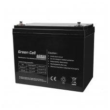Baterija (akumuliatorius) GC UPS (AGM; VRLA) 12V 84Ah