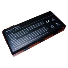 Baterija (akumuliatorius) MSI A5000 A6000 CR500 CX500 CR600 CX600 CR700 (4400mAh)