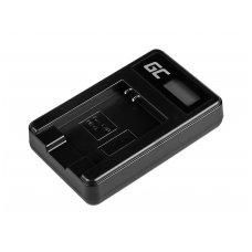 Baterijos (akumuliatoriaus) kroviklis GC CB-2LY skirtas Canon NB-6L/6LH, PowerShot SX510 HS, SX520 HS, SX530 HS, SX600 HS, SX700 HS, D30 2.5W 4.2V 0.6A