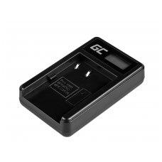Baterijos (akumuliatoriaus) kroviklis GC CB-5L skirtas Canon BP-511, EOS 5D, 10D, 20D, 30D, 50D, D30, 300D, PowerShot G1, G2, G3, G5, Pro 1 5W 8.4V 0.6A