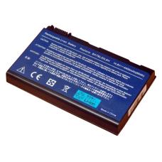 Baterija (akumuliatorius) ACER 3100 3690 3900 5100 5210 5610 9000 CL50 (14.4V - 14.8V, 4400mAh)