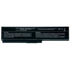 Baterija (akumuliatorius) TOSHIBA C650 U400 M800 A600 C600 L300 M100 (4400mAh)