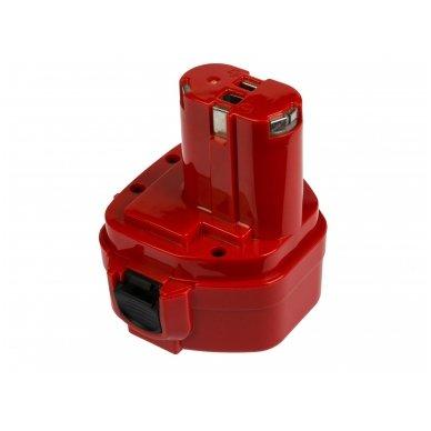 Baterija (akumuliatorius) GC elektriniam įrankiui Makita 1050D 4191D 6270D 6271D 6316D 6835D 8280D 8413D 8434D 3000mAh 12V