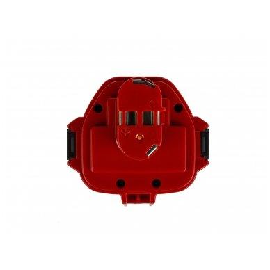 Baterija (akumuliatorius) GC elektriniam įrankiui Makita 1050D 4191D 6270D 6271D 6316D 6835D 8280D 8413D 8434D 3000mAh 12V 3