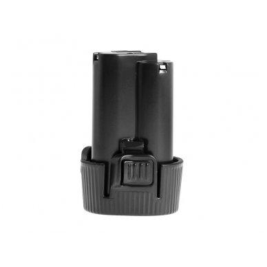 Baterija (akumuliatorius) GC elektriniam įrankiui Makita DA331DWE DF030D DF330D HP330DZ HS300DW TD090 2500mAh 10.8V (12V)