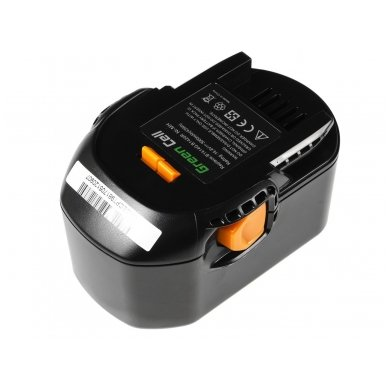 Baterija (akumuliatorius) GC elektriniam įrankiui AEG BS 14 G BS 14 X 14.4V 3Ah