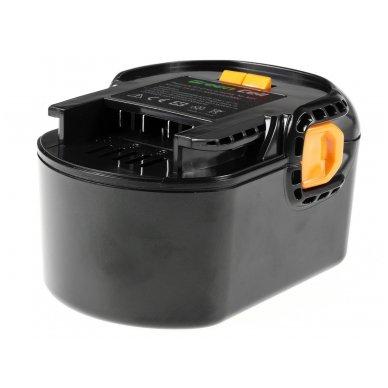 Baterija (akumuliatorius) GC elektriniam įrankiui AEG BS 14 G BS 14 X 14.4V 3Ah 3