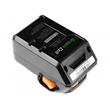 Baterija (akumuliatorius) GC elektriniam įrankiui AEG L1830R B1820R 18V 4Ah 2