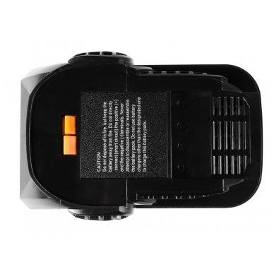 Baterija (akumuliatorius) GC elektriniam įrankiui AEG L1830R B1820R 18V 4Ah 4