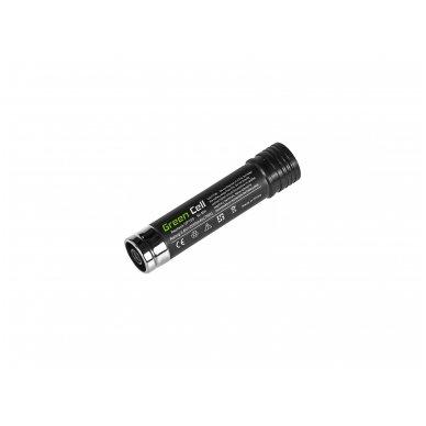 Baterija (akumuliatorius) GC elektriniam įrankiui Black&Decker Versapak VP-100 VP100 VP143 VP369 VP7240 3.6V 2Ah