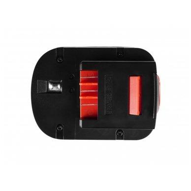 Baterija (akumuliatorius) GC elektriniam įrankiui Black&Decker A12 A1712 HPB12 12V 2Ah 3
