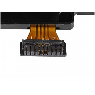 Baterija (akumuliatorius) GC Apple MacBook Air 11 A1370 A1465 (Mid 2011, Mid 2012, Mid 2013, Early 2014, Early 2015) 7.6V 33Wh 4