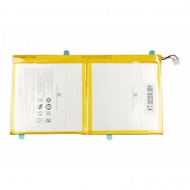 Baterija (akumuliatorius) Acer Iconia B3-A40 B3-A40FH B3-A50FHD KT.0020X.001 3.7V 22.57Wh 6100mAh