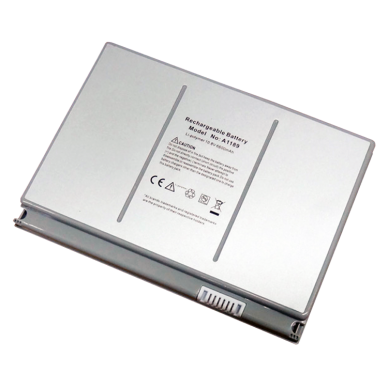 """Baterija (akumuliatorius) APPLE Macbook 17"""" A1151 A1212 A1229 A1261 A1297 (6600mAh) 2"""