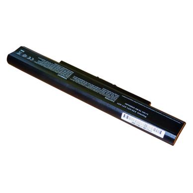 Baterija (akumuliatorius) ASUS U31 U41 P31 P41 X35 (10.8V - 11.1V, 4400mAh) 2