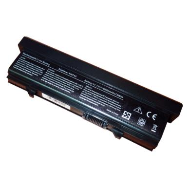 Baterija (akumuliatorius) DELL E5400 E5500 E5410 E5510 M4400 M6400 (BLACK, 6600mAh)