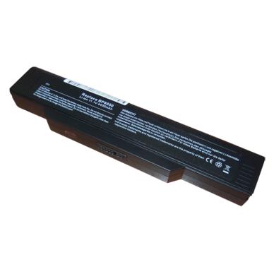 Baterija (akumuliatorius) FUJITSU SIEMENS D1420 L1300 L1310 M1420 (juoda, 4400mAh)