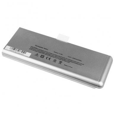 Baterija (akumuliatorius) GC A1280 Apple MacBook 13 A1278 aliuminė, vidinė (Late 2008) 10.8V 45Wh 2
