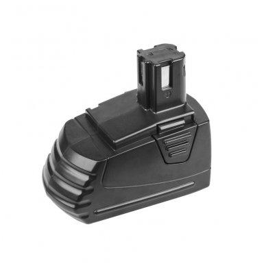 Baterija (akumuliatorius) GC elektriniam įrankiui Hilti SF 121-A SFL 12/15 SID 121-A SFB 121 SFB 126 3000mAh 12V