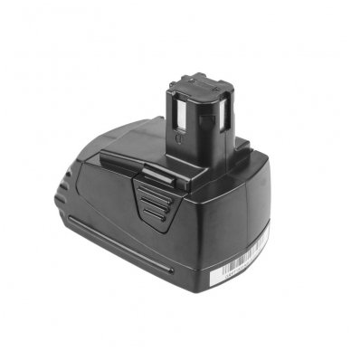 Baterija (akumuliatorius) GC elektriniam įrankiui Hilti SF 121-A SFL 12/15 SID 121-A SFB 121 SFB 126 3000mAh 12V 2