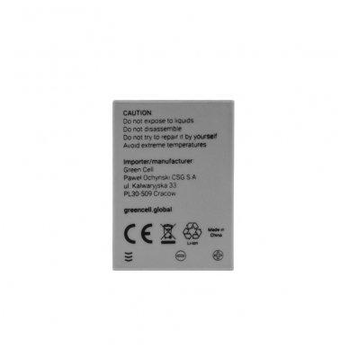 Baterija (akumuliatorius) GC fotoaparatui Canon PowerShot G10, G11, G12, SX30 IS NB-7L NB7L 7.4V 750mAh 3