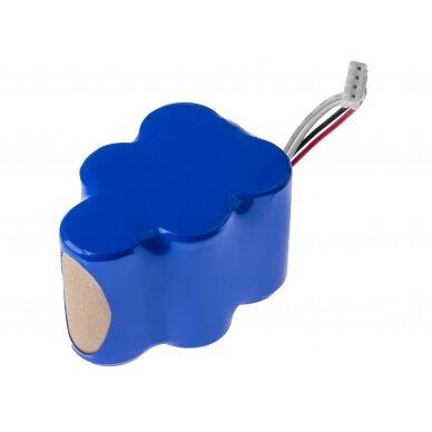 Baterija (akumuliatorius) GC siurbliui robotui Ecovacs D66 D68 D73 D76 D650 D660 D680 D710 D720 D730 D760 6V 4.5Ah 3