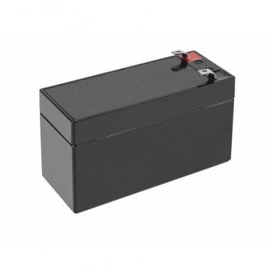 Baterija (akumuliatorius) GC UPS (AGM; VRLA) 12V 1.2Ah 2