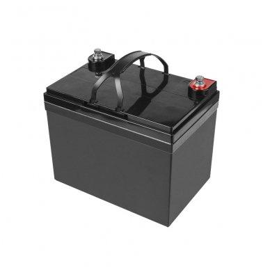 Baterija (akumuliatorius) GC UPS (AGM; VRLA) 12V 33Ah 2
