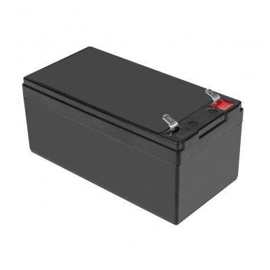 Baterija (akumuliatorius) GC UPS (AGM; VRLA) 12V 3.3Ah 2