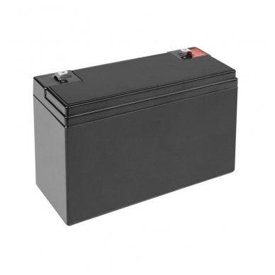 Baterija (akumuliatorius) GC UPS (AGM; VRLA) 6V 10Ah 2