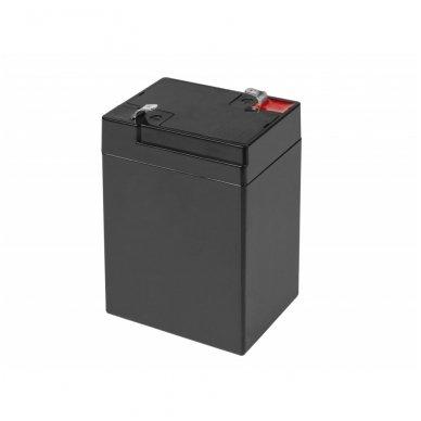 Baterija (akumuliatorius) GC UPS (AGM; VRLA) 6V 4Ah 2