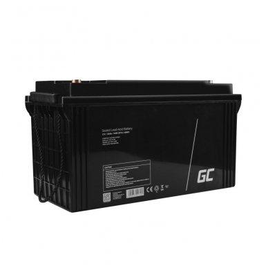 Baterija (akumuliatorius) GC UPS VRLA AGM 12V 120Ah