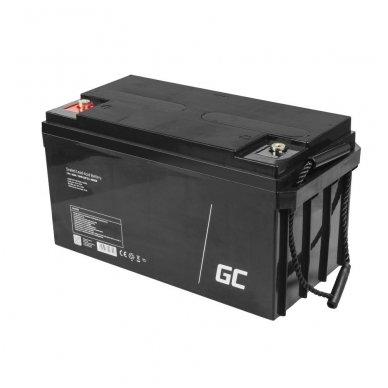 Baterija (akumuliatorius) GC UPS VRLA AGM 12V 12V 65Ah