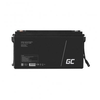 Baterija (akumuliatorius) GC UPS VRLA AGM 12V 12V 65Ah 4