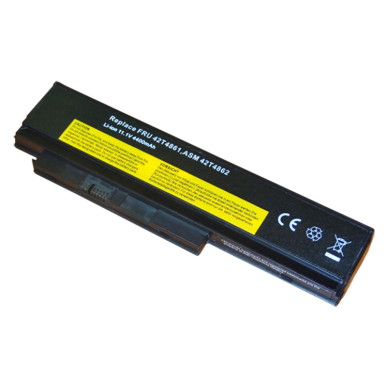 Baterija (akumuliatorius) IBM LENOVO X220 X220i X220S X230 X230i (4400mAh)