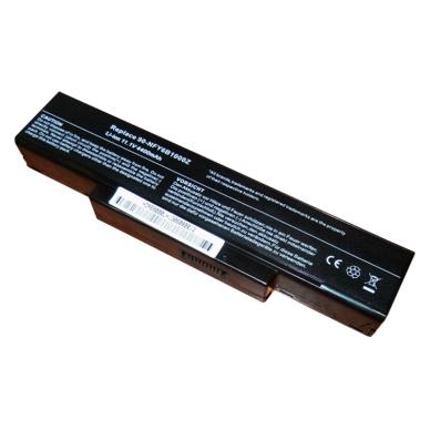 Baterija (akumuliatorius) ASUS A9 A95 A9000 Z9 Z94 Z96 Z97 Pro31 (4400mAh)