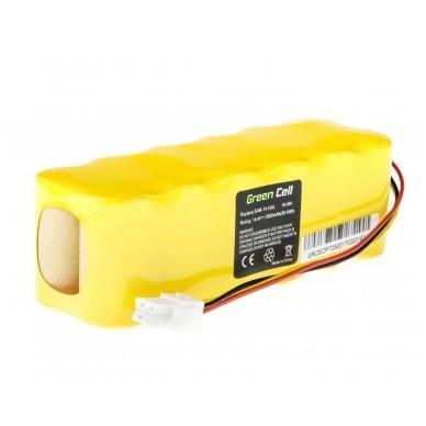 Baterija (akumuliatorius) GC skirta Samsung Navibot SR8845 SR8855 3500mAh 14.4V 3