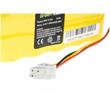Baterija (akumuliatorius) GC skirta Samsung Navibot SR8845 SR8855 3500mAh 14.4V 4