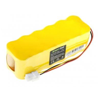 Baterija (akumuliatorius) GC skirta Samsung Navibot SR8845 SR8855 3500mAh 14.4V