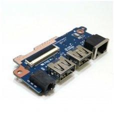 LAN / USB / audio plokštelė HP Probook 450 470 G4 905755-001