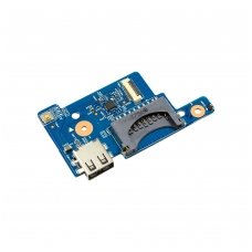 Įjungimo mygtuko / USB / kortelių skaitytuvo plokštė Acer Aspire ES1-531 ES1-571 MM1-571 Extensa 2530 Packard Bell EasyNote TE70BH TG83BA 55.GCEN1.001