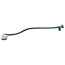 Maitinimo lizdas (DC Jack) HP COMPAQ 15-E 17-E (su kabeliu)